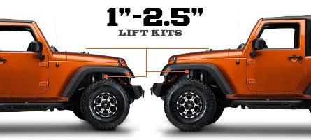 stock jeep vs lifted jeep jeep wrangler lift kits free shipping