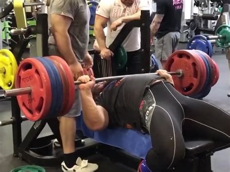 starting strength bench who would win in a bench press showdown kirill sarychev