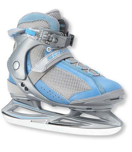 most comfortable hockey skates l l bean women s comfort skates