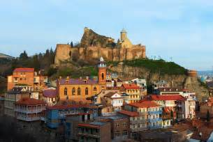 Best Towns In Georgia Why Tbilisi S One Of My Favorite Cities In The World