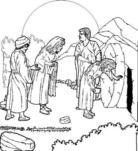 easter sunday coloring page coloring book