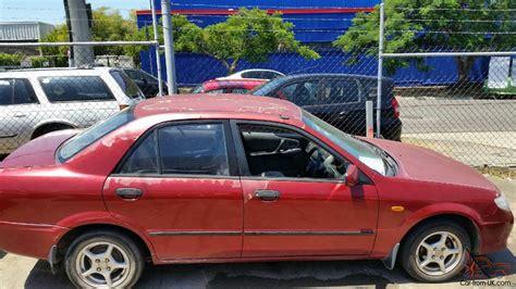 mazda 323 protege 2001 mazda 323 protege 2001 4d sedan manual 1 6l multi point f