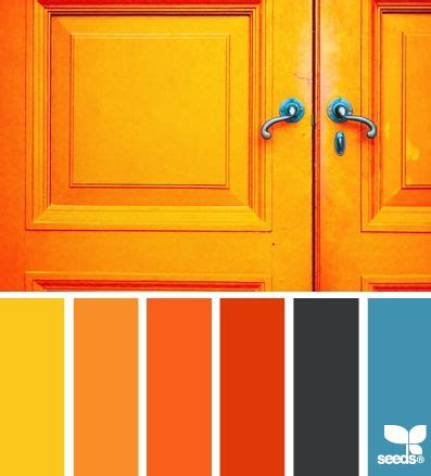 color combination for orange 103 best color combos images on pinterest color