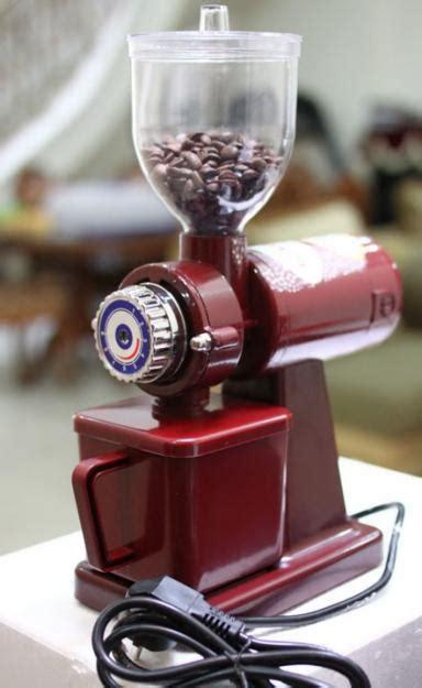 Alat Kopi Alat Grinder Kopi Electric biji kopi luwak 171 mesin kopi bandung