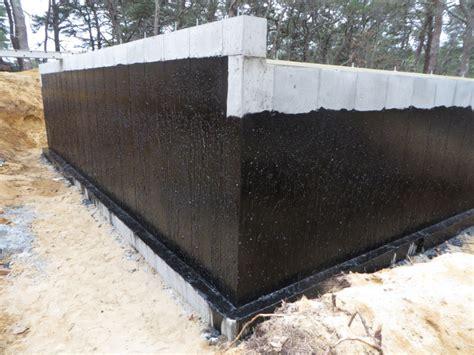 basement foundation waterproofing basement waterproofing dproofing buildingadvisor
