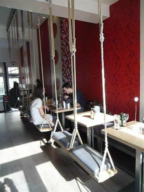Restaurant Balancoire by 63 Id 233 Es Avec Une Balan 231 Oire Pour Votre Salon Archzine Fr