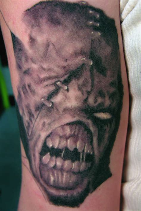 resident evil tattoo inspired tattoos inktrailz