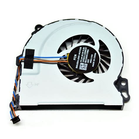 hp envy 15 envy 17 cpu processor cooling fan jakartanotebook
