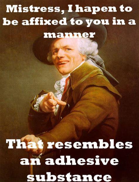 joseph ducreux archaic rap memes