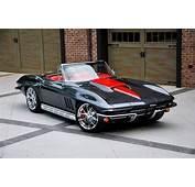 S1351 1962 Chevrolet Corvette C1RS Resto Mod 2009