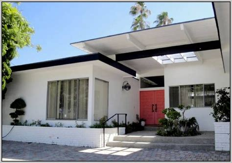 modern exterior paint colors stunning mid century modern exterior paint colors pictures
