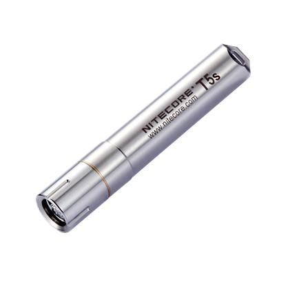 Nitecore T Series T5s Stainless Steel Led Cree Xp G2 R5 70 Lumens nitecore t5s senter led cree xp g r2 65 lumens silver
