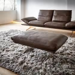 sofa braun leder koinor sofa francis in braun leder m 246 bel b 228 r ag