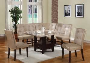 Corner Dining Room Tables Acme Furniture Bycast Leather Corner Chair Chairs Armchairs And Stools Af