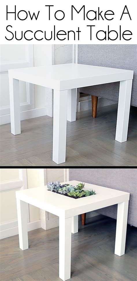 how to turn a coffee table into an ottoman 25 best ideas about ikea lack hack on pinterest ikea