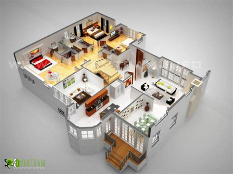 home design 3d levels 3d floor plan designe istanbul by rachana desai 3d artist