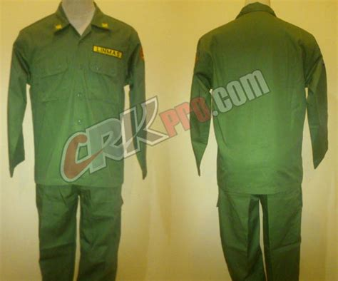 Seragam Linmas Pns seragam linmas baju hansip pdl pakaian dinas lapangan