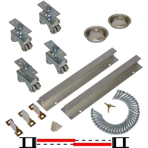 Johnson Door Hardware by Johnson Hardware 200sd Series 96 In Track And Hardware
