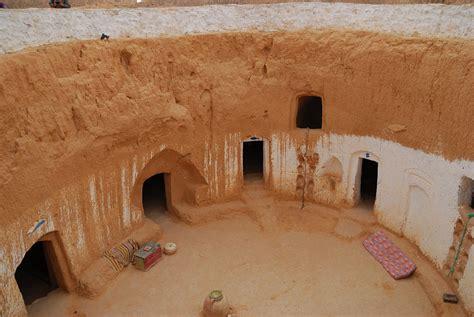 maison troglodyte tunisie les voyages parlons de voyage