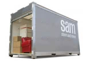 Sam Storage Containers - warehouse and mobile storage adco van amp storage