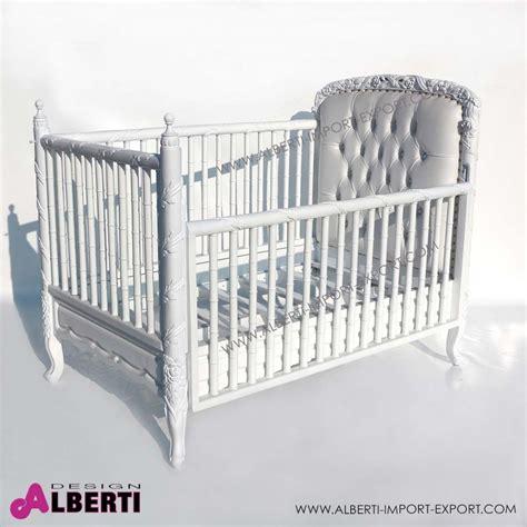 letto per bambini con sponde letto con sponde bianco ecopelle 66x125x100