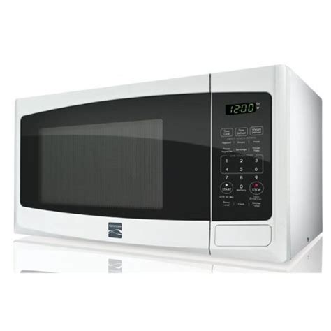 Kenmore Countertop Dishwasher by Kenmore 0 9 Cu Ft Countertop Microwave White 73092 Home