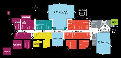 washington square mall map marketplace mall map my