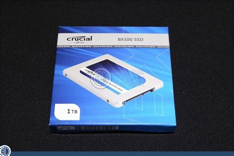Sale Memory Crucial Bx100 1tb crucial bx100 1tb ssd review introduction and technical specifications storage oc3d review