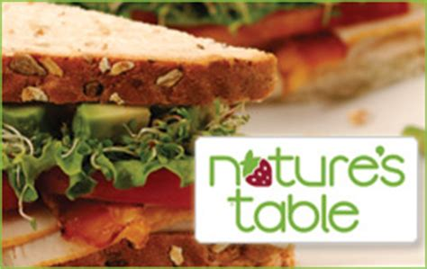 Natures Table Cafe by Nature S Table Caf 233 Makes Plans To Open Three New Fast Casual Restaurants In Florida California