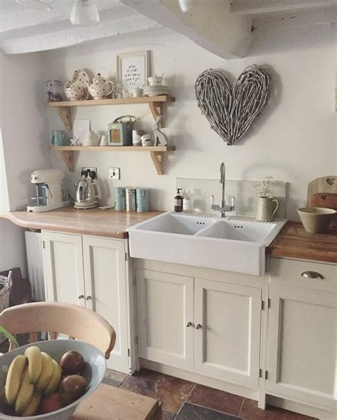 country cottage kitchen designs 23 best cottage kitchen decorating ideas and designs for 2019