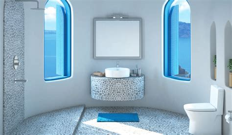 Mediterranean Homes Interior Design Inspiration Bathrooms Interior Design Inspiration
