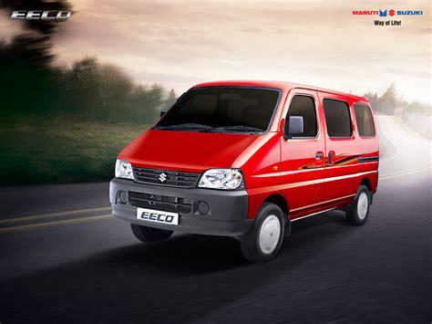 Maruti Suzuki Eco Eeco Commercial Vans In India Best Multi Utility Vehicle