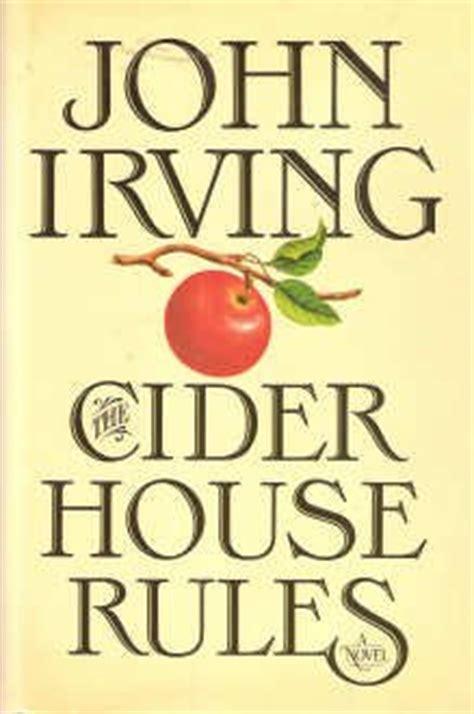 the cider house rules the cider house rules wikipedia
