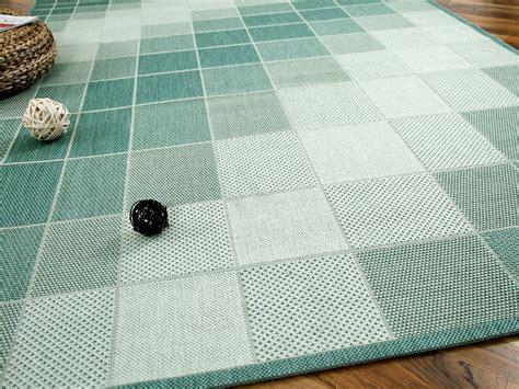 teppich grau mint modern flachgewebe ruggy mintgr 252 n creme teppiche sisal und
