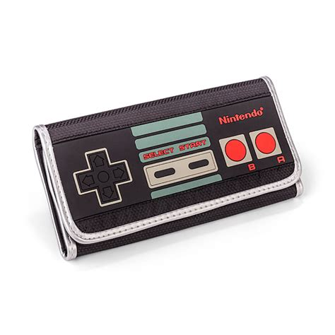 Nintendo Controller Wallet nintendo controller trifold wallet