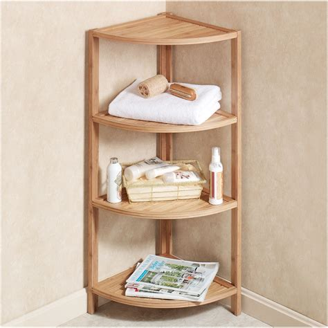 Small Corner Shelves For Bathroom with Small Corner Shelf For Bathroom 28 Images Simple Bathroom Corner Shelf That Gives The