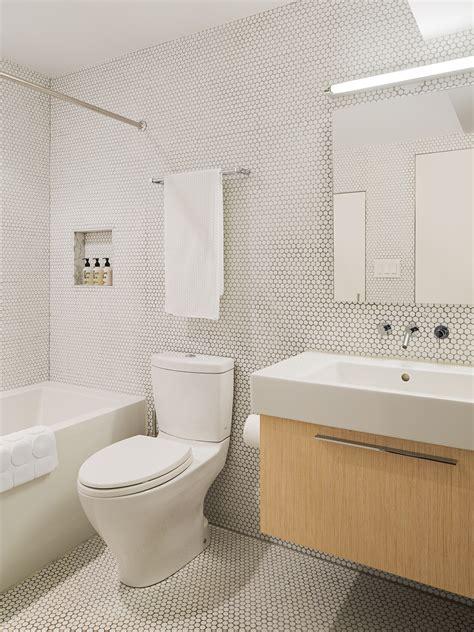 ideas   hex tiles  bathroom floors