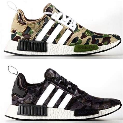 Adidas Nmd R1 Unauthorized could this bape x adidas nmd collab be around the corner