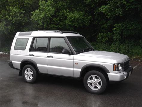 land rover discovery diesel used land rover discovery 2 5 td5 s 5 seat 5dr for sale in