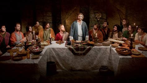 Last And And Maker apostle and the last supper