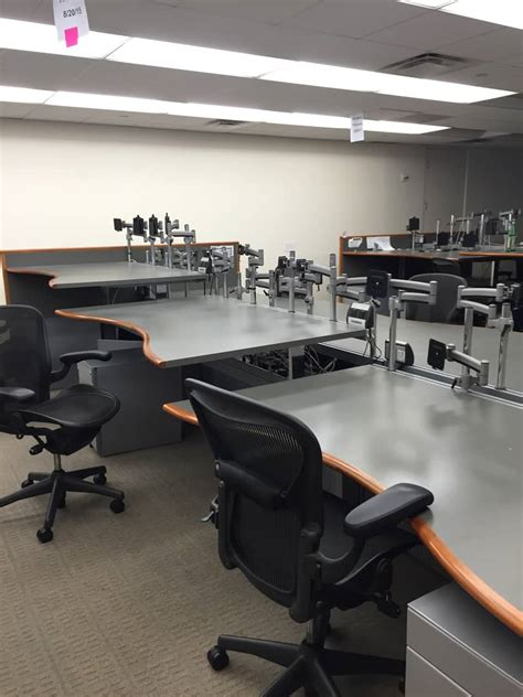 Used Sit Stand Desk Used Sit Stand Desks By Soros Saraval Industries