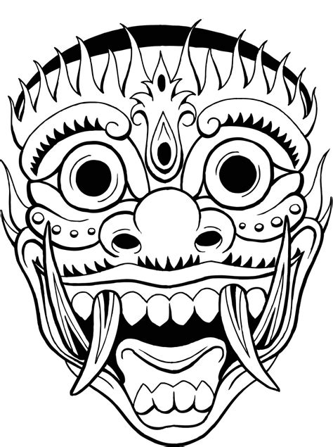 mask tattoo design banner ideas design ideas