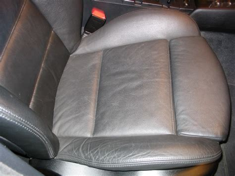 what is leatherette seats bmw leatherette repair