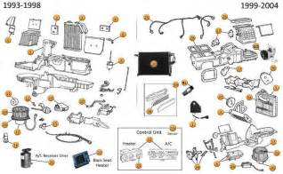1999 Jeep Parts Diagrams Air Conditioning Heating Parts 1993 2004 Jeep Grand