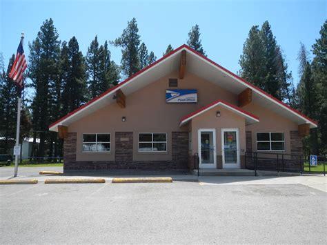 lincoln montana post office post office freak