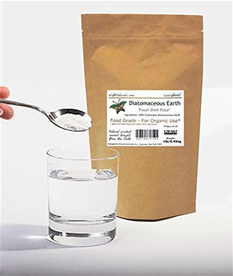 Detox From And Nicotine Diatomaceous Earth by Diatomaceous Earth De 1 Lb Product For Humans