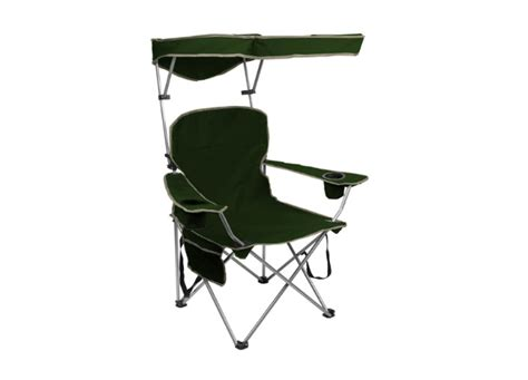 folding chair with shade cing folding outdoor canopy sun seat c chair