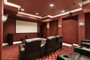 Home Cinema Interior Design chicago interior design home theater design