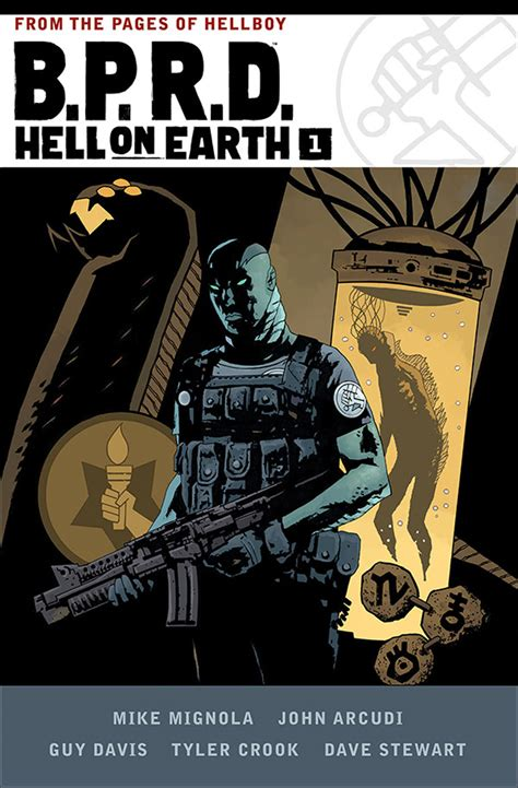 b p r d hell on earth volume 1 books hellboy in hell le and b p r d hell on earth volume 1