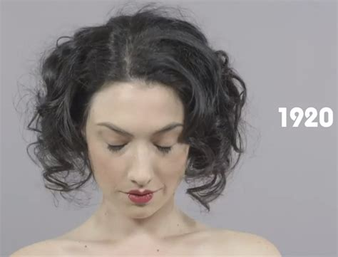 hairstyles of previous years best hairstyles for women from the last 100 years video
